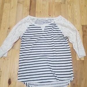 Ardene Long Sleeve Knit Shirt